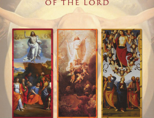 SIXTH SUNDAY OF EASTER – The Great Commission and Ascension